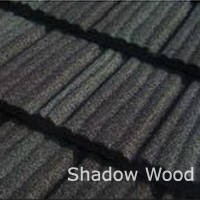 Композитная черепица Roser Stone Wood Shake Shadow Wood