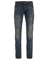 Мужские рваные джинсы стрейч Joy Stretch Hybrid от !Solid (Дания) в размере W36/L32