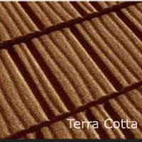 Композитная черепица Roser Stone Wood Shake Terra Cotta