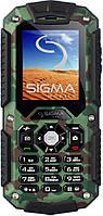 Мобильный телефон Sigma mobile X-treme IT67 Dual Sim Khaki