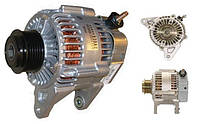 Генератор DAN515 Denso alternator, assy (90 А, 14 В)