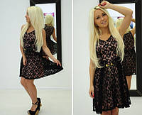 Гипюровое платье оп96, фото 1