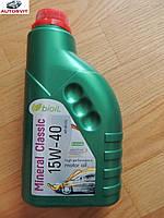Олива BIOIL Classic 15W-40 0.9л