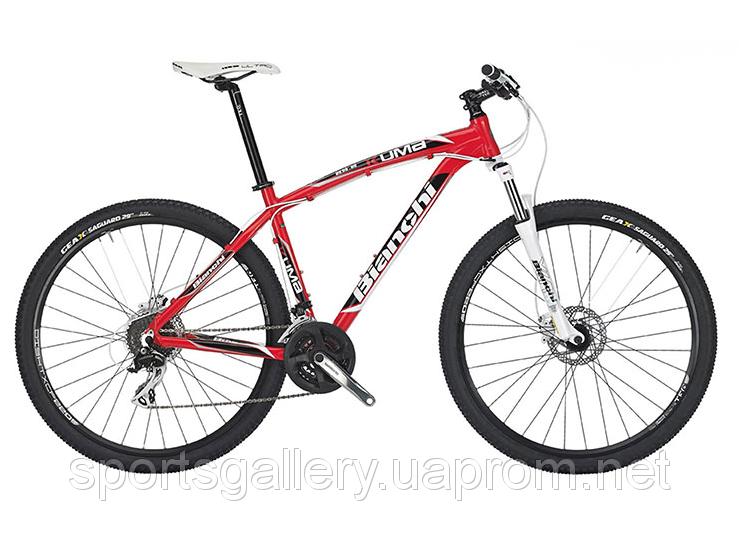Велосипед гірський Bianchi KUMA 29.2 ACERA/ALTUS Disc