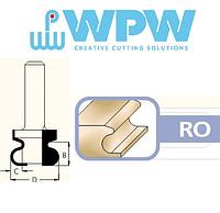 Фреза под скрытую мебельную ручку D = 19 мм (WPW, Израиль)