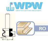Фреза под скрытую мебельную ручку D = 31,8 мм (WPW, Израиль)