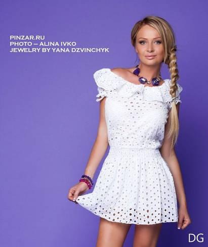 Платье дг20