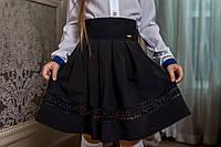 Детская стильная юбка  ЮС0010