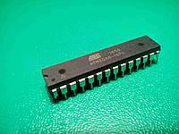 Чип ATMEGA8-16PU 8-бит DIP28 микроконтроллер, фото 1