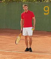 Мужская спортивная тенниска поло