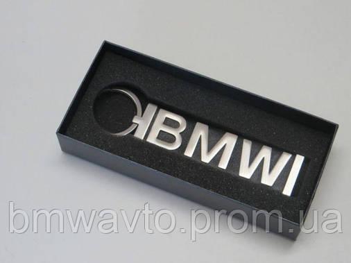 Брелок BMW Wordmark Key Ring 2016, фото 2