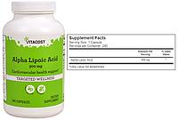 Vitacost, Альфа-липоевая кислота, 300 мг, 240 капсул