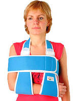 Приспособление ортопедическое для плечевого пояса (повязка Дезо)