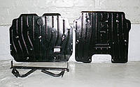 Защита картера двигателя, aкпп Audi A4 (B8) 2008-2012