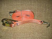 Стяжные ремни для груза 4 м