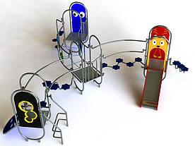 Детский игровой комплекс «Париж»