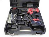 Шуруповерт аккумуляторный SMART SCD-0018 Li, фото 8
