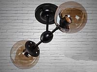 Настенно-потолочный светильник лофт 169-2