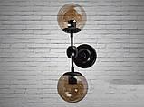 Настенно-потолочный светильник лофт 169-2, фото 3