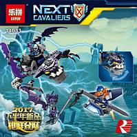 Конструктор Lepin серия Next Cavaliers 14033 Летающая Горгулья (Аналог Lego Nexo Knights 70353)