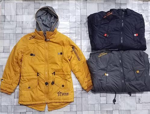 Демисезонные куртки для мальчиков Grace 134-164 p.p.
