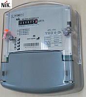Электросчетчик NIK 2301 AT.0000.0.11 (аналог НIК2301 АК1В) 3x220/380В 5-10А  трансф. включения, ІР54