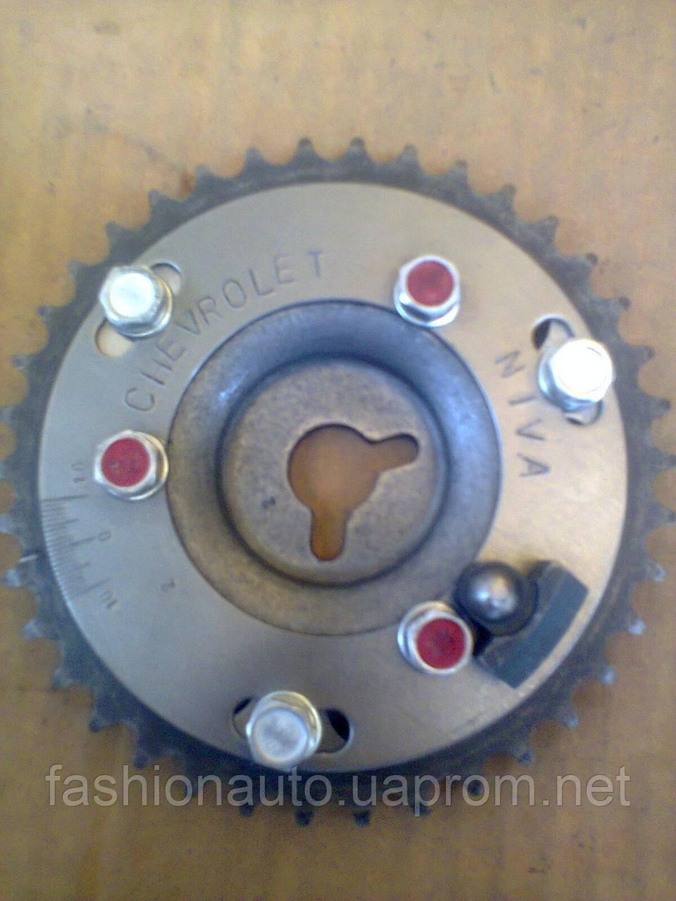 Разрезная шестерня для двигателей с однорядной цепью ВАЗ 2123-21214