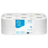 Туалетная бумага белая 140м Германия