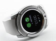 Умные часы Smart watch Tiroki V8 белые