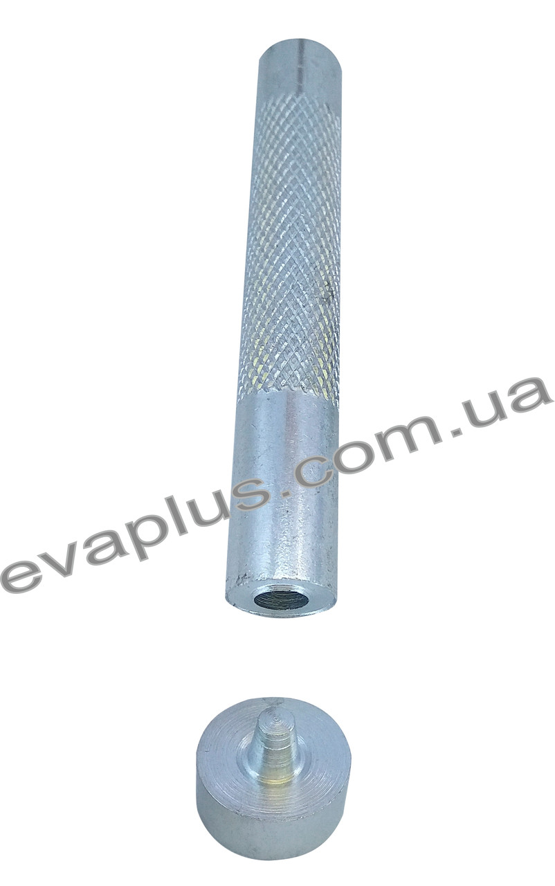 Матрица ручная, для установки люверсов 6 мм.