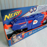 NERF Elite Dual-Strike + Подарок