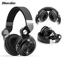 Наушники Bluedio T2+ Bluetooth with Mic