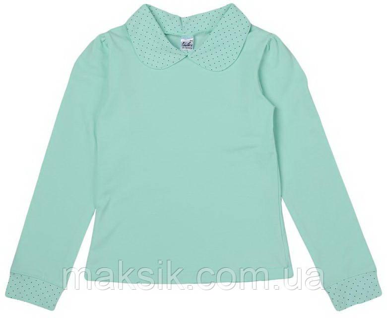 Блуза для девочки р.128-134