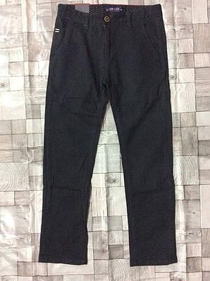 Котоновыe брюки для мальчиков Grace 116-146 p.p.