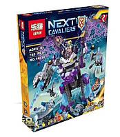 Конструктор LEPIN 14036 Каменный великан-разрушитель (аналог Lego Nexo Knights 70356)
