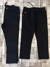 Котоновые брюки для мальчиков S&D 4-12 лет