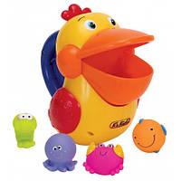 Набір для ванни Голодний пелікан