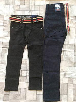 Котоновые брюки для мальчиков S&D 4-12 лет Лучшая цена!