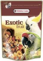 Корм для крупных попугаев ЭКЗОТИЧЕСКИЕ ФРУКТЫ (зерновая смесь с тропическими фруктами) 600г