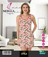 Ночная рубашка женская 376J виcкоза Nebula