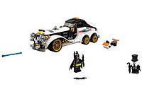 """Конструктор Bela Batman 10631 """"Автомобиль Пингвина"""" 316 деталей KK"""