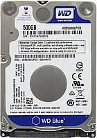 "HDD 500Gb WD SATA III 16mb 5400rpm  2.5"" WD5000LPCX Slim 7mm"