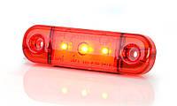 Фонарь светодиодный габаритный задний WAS 709 (красный)