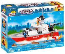 Детский конструктор ' Спасательный катер '  COBI-1464
