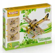 Конструктор  Самолеты, 3 модели Engino EB13