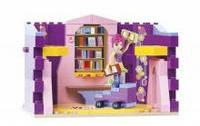 Конструктор для девочек Школа волшебниц Винкс 'Волшебная библиотека' COBI-25121