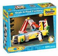 Конструктор совместимый с лего 'Конвейер - время для рыбки'