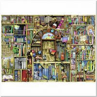 Пазлы Ravensburger Причудливый книжный магазин №2 1000 элементов