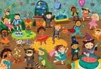 Пазли з мультфільмів Костюмована вечірка 60 елементів