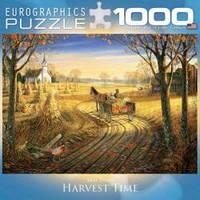 Картины из пазлов 'Сбор Урожая' Eurographics 8000-0606